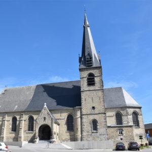 BAUDOUR - Église Saint-Géry