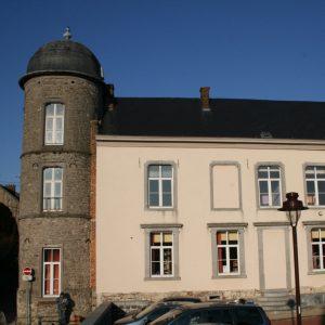 Arquennes - Château Alcantara
