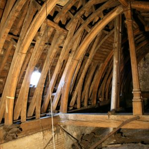 Église Saint-Géry & chapelle des seigneurs de Boussu