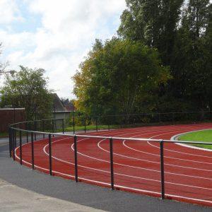 SOIGNIES_piste athlétisme